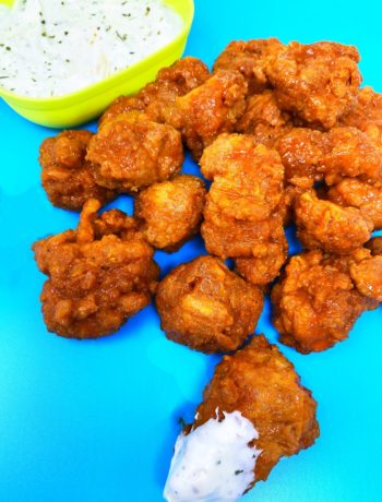 Homemade Ranch Sauce for Boneless Buffalo Wings Recipe