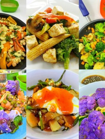Six Stir-fried Vegetables Recipes to Enjoy Using New Sauces