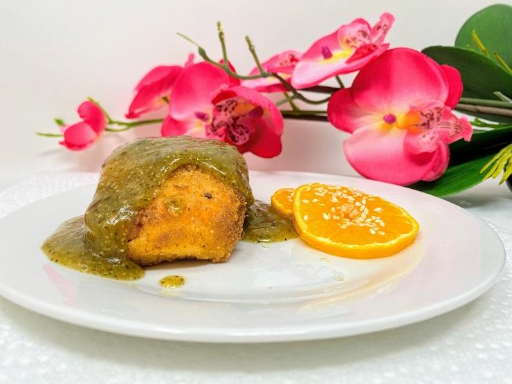 Tuscan Lemon Sauce for Fried Salmon