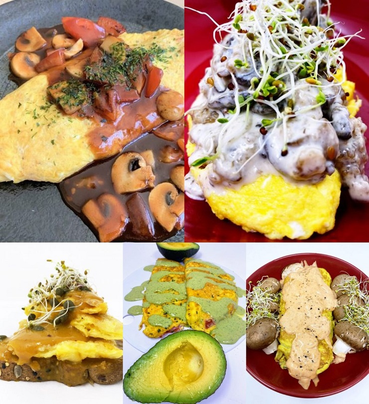 5 Easy Recipes for Sauces to Go with Omelette